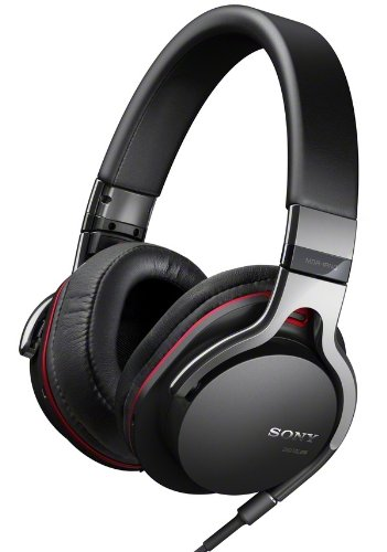 Sony MDR1RNC Premium Noise-Canceling Headphones (Black)