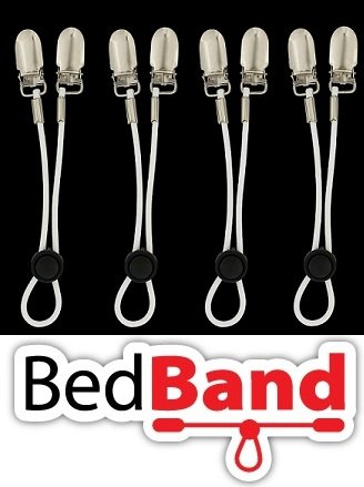 Tensor de sábanas LOriginal BedBand (Tendeur de Draps). Correa de mantenimiento