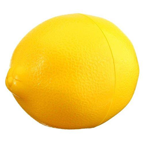 Crispy Collection Cute Fruit Shaped Aroma Moisturizing Whitening Hand Cream (LEMON) (Watkins Lemon Cream Shea Butter)