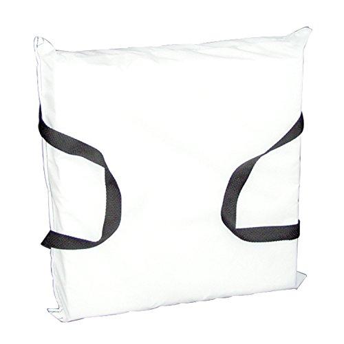 Onyx Cushion-Throw White Cloth (Type Foam Iv)