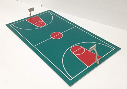 outland models Train Railway Layout Basketball Court for sale  Delivered anywhere in USA