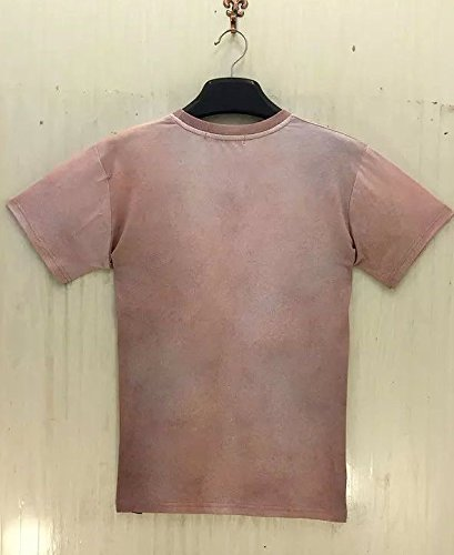 6c6becd437089 男性 裸 マッチョ 筋肉 おもしろ Tシャツ コスプレ ジョーク グッズ メンズ 更にどっきり・・ タトゥーシール × 2枚 セット M L XL  XXL (XXL)