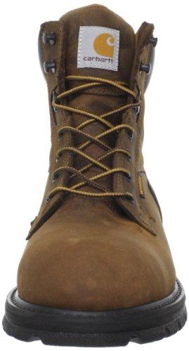 Bison Boot ST Bison Brown Carhartt Work 6 CMW6220 Men's wYZq7BS