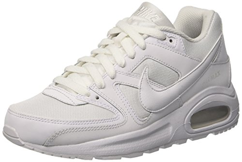 Nike Air Max Command Flex Gs, Zapatos para Correr Unisex Niños Blanco (Bianco)