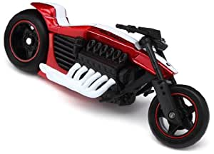 Mattel V3134 Hot Wheels Street Power Ferenzo - Moto en miniatura (escala 1:18)