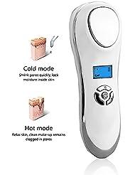 Hot and Cool facial Massager Eye Massager, Portable...