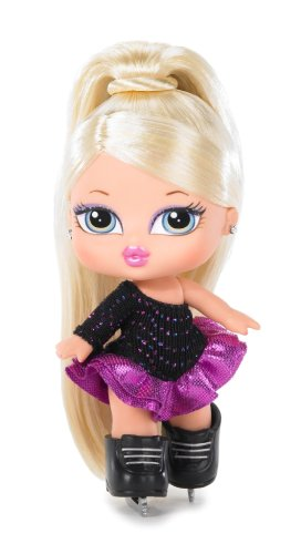 Bratz Babyz Storybook Collection - Cloe's Ice - Storybook Bratz Babyz