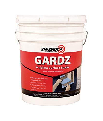 Zinsser 2300 Problem Surface Sealer 5 Gallon Clear