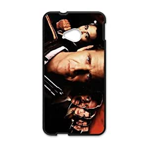 Lethal Weapon HTC One M7 Cell Phone Case Black