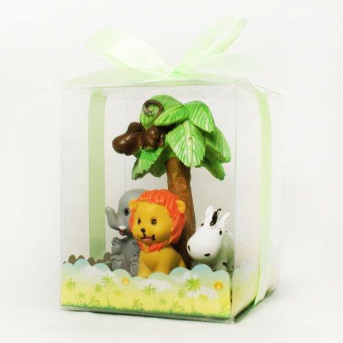 Jungle Animal Safari Resin Favor Baby Shower Birthday Party Favor Gift