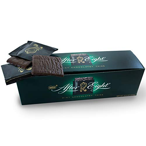 (Nestle After Eight Mint Chocolate Thins 30 Mints - 300g/10.5oz (PACK - 2))