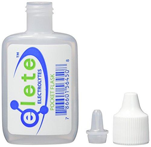 Elete Empty Pocket Flask