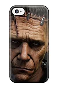 [herhWNQ3827aklZV] - New Old Frankenstein Protective Iphone 4/4s Classic Hardshell Case