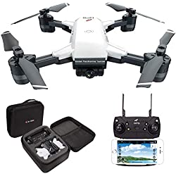 IDEA10 FPV RC Drone with 1080P Wide-Angle HD Camera, Live Video and GPS Return Home