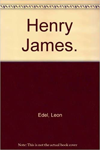 Book Henry James