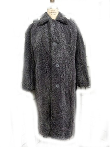 Persian Lamb Fur Coat Jacket - 9