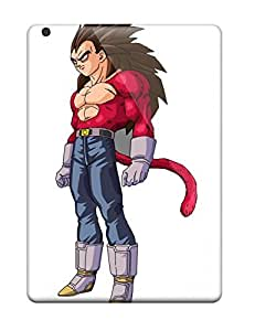 Amanda W. Malone's Shop 2038026K55904777 Ipad Air Case Cover - Slim Fit Tpu Protector Shock Absorbent Case (vegeta Ssj)