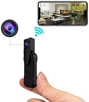 Auspicious beginning- Spy Camera Wireless Nanny Cam Pen Hidden Camera