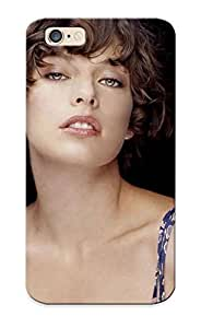 Perfect Fit GCPOtYE5167EDzME Milla Jovovich Case For Iphone 6 With Appearance