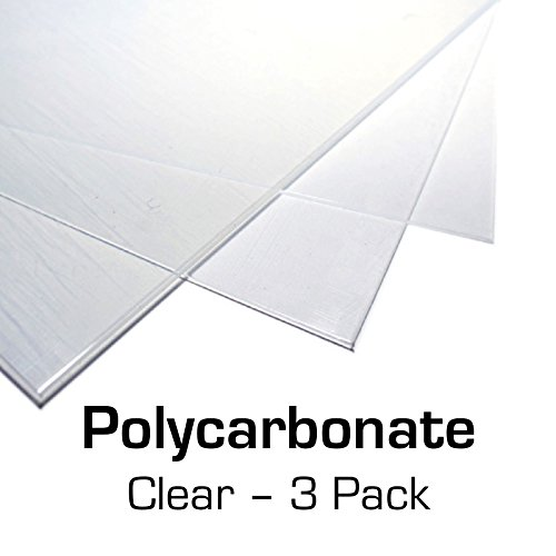 Polycarbonate Plastic Sheet 12