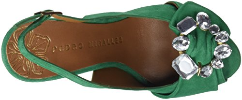 Pedro Miralles Ladies C29270 Scarpe Da Sposa Verde (cesped)
