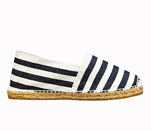 Sailor in Women's Made Men's DIEGOS Espadrilles Hand Spain X0dBWwq