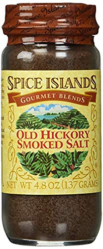 Spice Islands Old Hickory Smoked Salt 4.8oz Jar (Pack of 1)