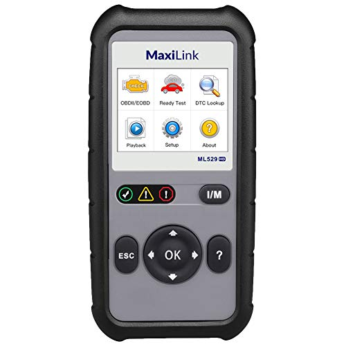 Autel ML529HD OBD2 Scan Tool Upgraded ML519 with Enhanced Mode 6/One-Key Ready Test for Heavy-Duty J1939 & J1708 with AutoVIN/Internet Updatable/Print Data by Autel (Image #9)