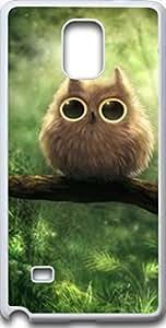 Note 4 Case,Deseason Samsung galacxy note 4 Hard Case **NEW** Case for Sumsung galaxy note4 (2015) Verizon The owl