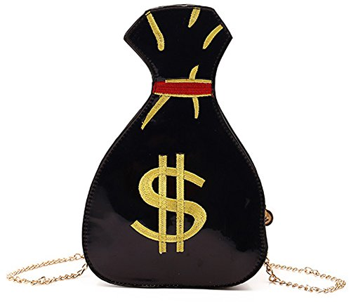 Wholesale Womens Handbags (Women's PU Hologram Laser Money bag Design Purse Handbags Cross-Body Messenger Shoulder Bag)