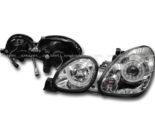 アリスト CCFLリング付プロジェクターヘッドライト(クローム) B005Q4OEMA