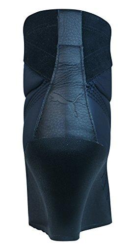Karmin Puma Bottes Wedge Chaussures Femmes Noir Bellows 6pqzZ