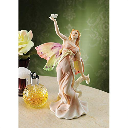 Design Toscano Flower Dancer Fairy Statue