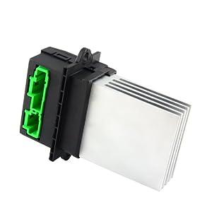 thg genuine heater motor blower fan resistor 6441l2 for peugeot 1007 207 citroen c2. Black Bedroom Furniture Sets. Home Design Ideas
