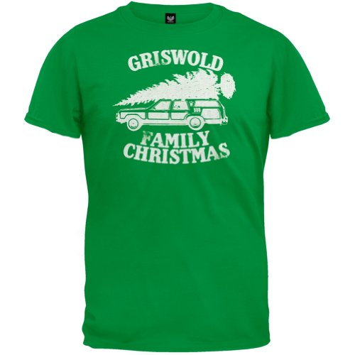 christmas vacation griswold family christmas green t shirt buy online in ksa apparel products in saudi arabia see prices reviews and free delivery in