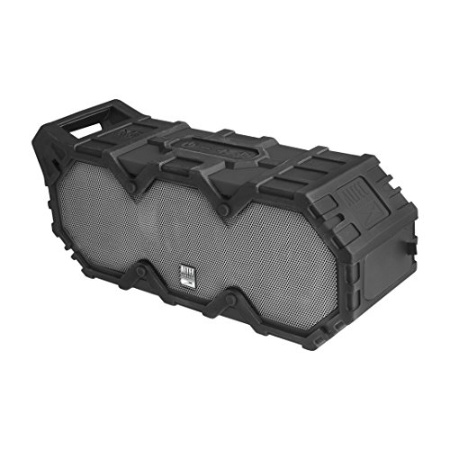 Altec Lansing IMW789-BLG LifeJacket XL Wireless Waterproof Floatable Bluetooth Speaker with 100 ft Wireless range, 40 Hours of Battery Life, and Stereo Pairing, Black/Grey by Altec Lansing (Image #3)