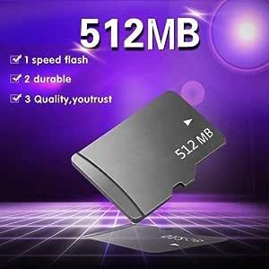 Micro SD TF - Tarjeta de memoria para móvil (clase 10, 512 ...