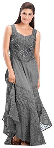 Full Skirt Sundress - 3