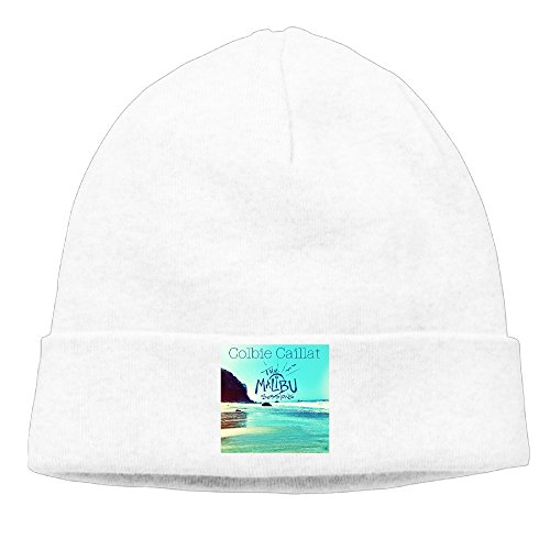 Unisex Colbie Caillat - The Malibu Sessions Beanie Hat Woolen Cap