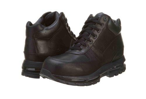 3b4d20b8d7 Nike Air Max Goadome Men's Lifestyle Leather Boots Black, 8.5