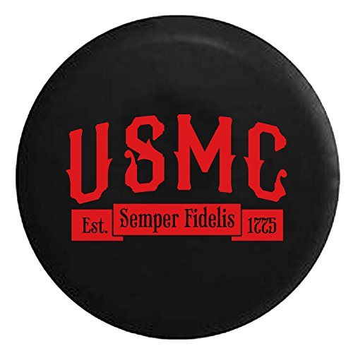 marine corps spare tire cover - 7