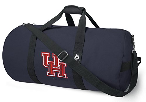 Broad Bay Official UH Duffle Bag or University of Houston Gym Bags Suitcases
