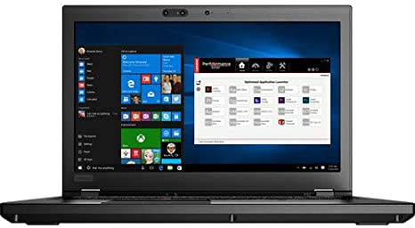 Amazon Com Lenovo Thinkpad P52 Laptop 15 6 3840x2160 Touch Ir Camera 2 6 Ghz Intel Core I7 8850h Six Core Nv Quadro P1000 16gb 512gb Ssd Fibocom L850 G 4g Lte Computers Accessories