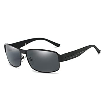 DingXW Gafas de Sol polarizadas para Hombre Gafas de Sol ...