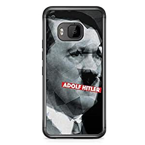 Hitler HTC One M9 Transparent Edge Case - Heroes Collection