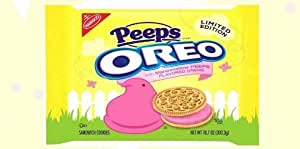 Oreo peeps marshmallow creme sandwich cookies for Kitchen xpress overseas ltd contact number