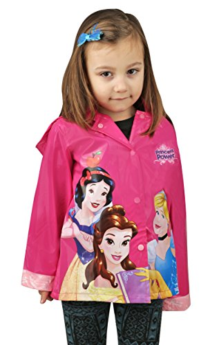 Disney Princess Little Waterproof Outwear