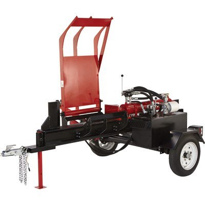 NorthStar Horizontal Log Splitter with Log Lift - 37-Ton, 389cc Honda GX390 Engine by NorthStar