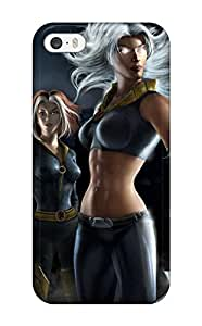Lori Cotter Elodie's Shop New Style Snap-on Case Designed For Iphone 5/5s- X Men Storm 3399531K83806379