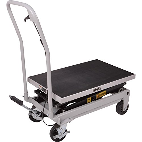 Roughneck Rapid Lift XT Lift Table - 500lb. Capacity by Roughneck (Image #1)